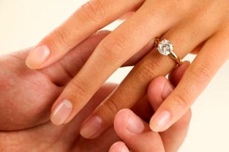 engagement-ring tradition