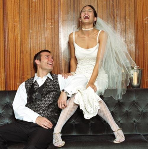 laughing-bride
