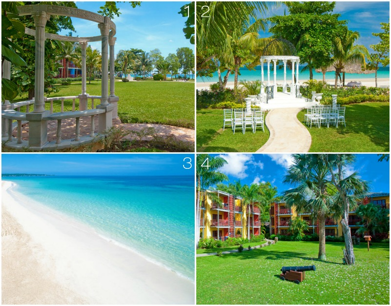 Destination Wedding Locations Choices At Beaches Negril