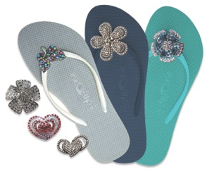 destination wedding sandals