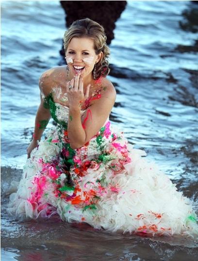 Trash the dress- sayso.com