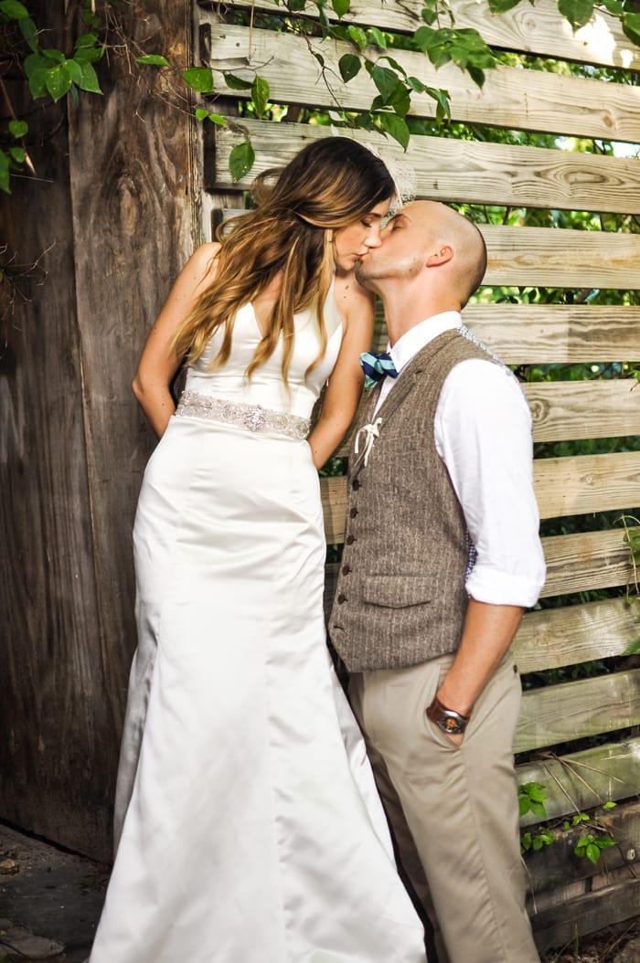 20's Real Wedding img 13