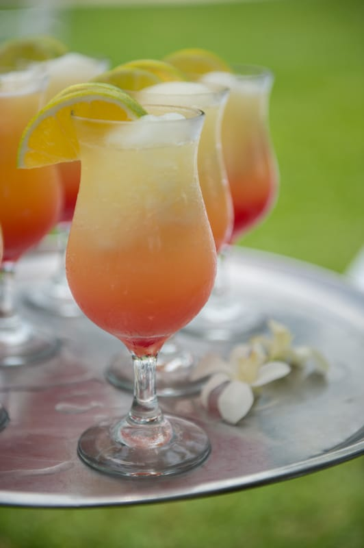 Arctic Orange Signature Wedding Drink