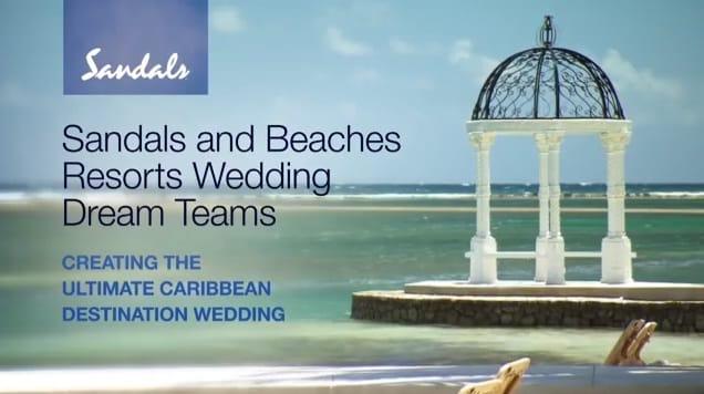 wedding planner video still
