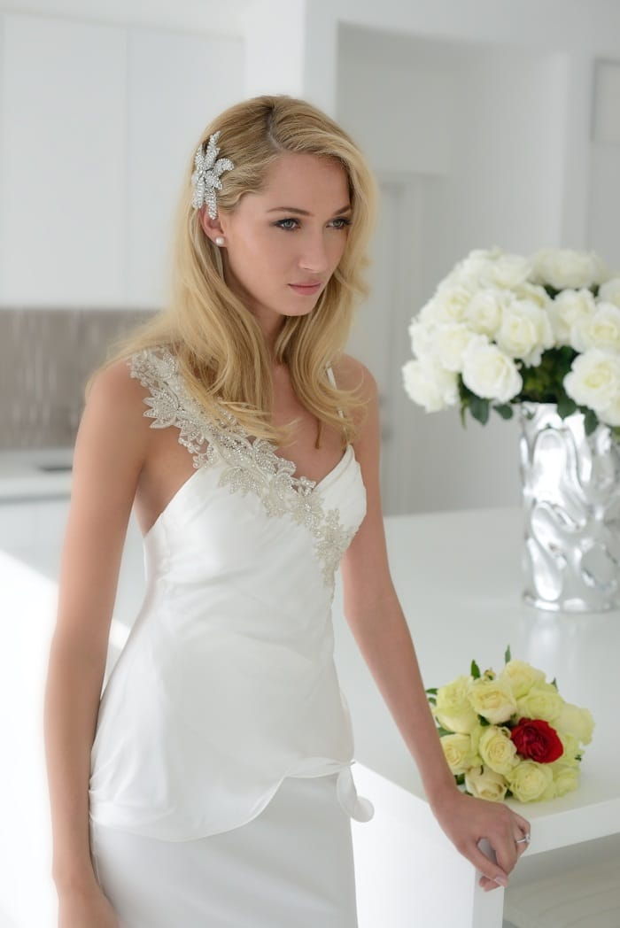 The Island Bridal Destination Wedding Dress Collection Is