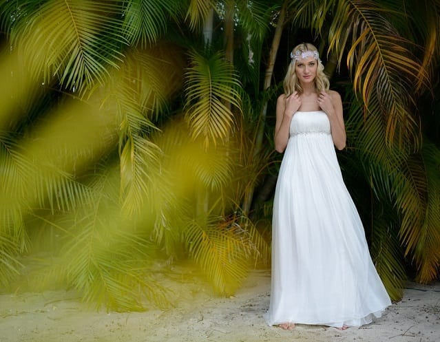 island bridal feature