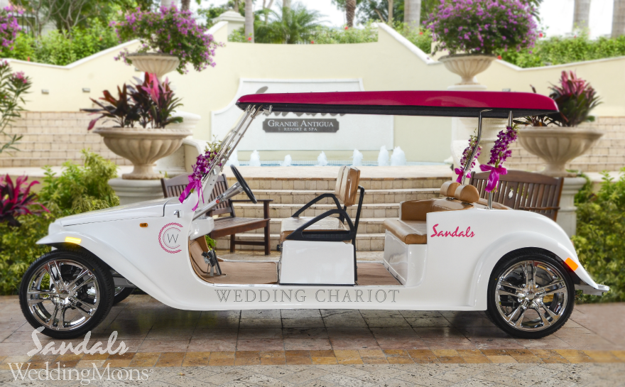 Wedding Chariot Only