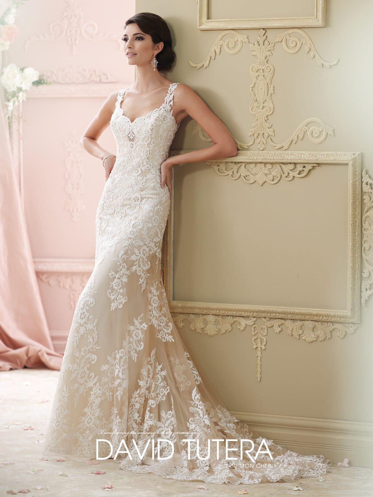 Mon cheri david tutera13 Mon Cheri Destination Wedding Dresses You Need To See Right Now  . Mon Cheri Wedding Dresses. Home Design Ideas