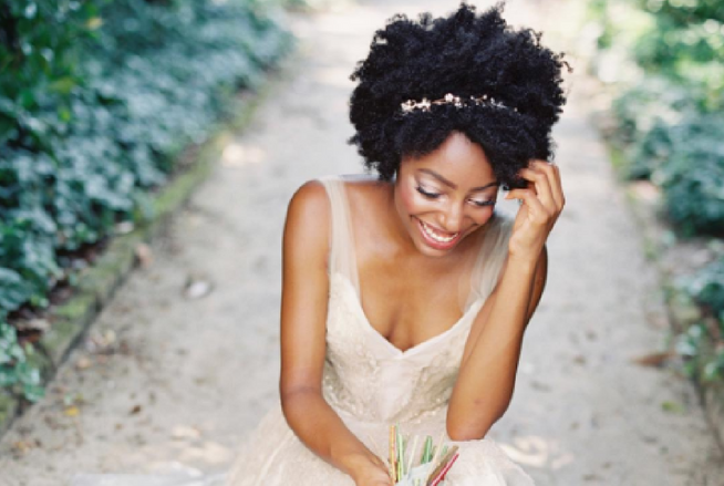 8 Perfect Natural Hair Styles For Destination Weddings Sandals Wedding Blog
