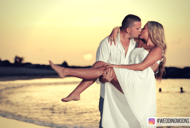 top 5 instagram picks weddingmoons