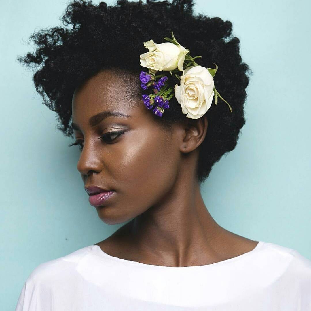 natural hair destination wedding