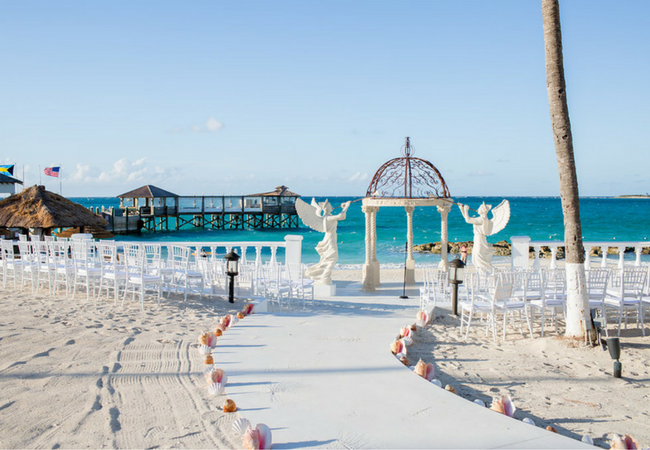 location - i do at sandals