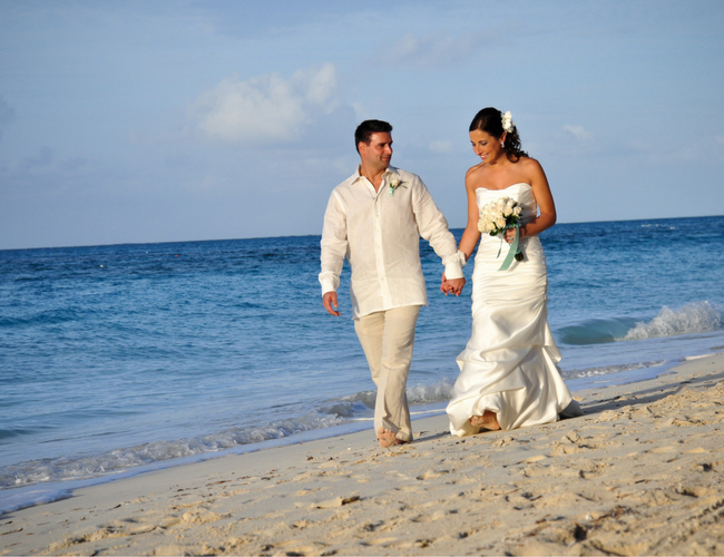 WeddingMoons beaches Turks & caicos