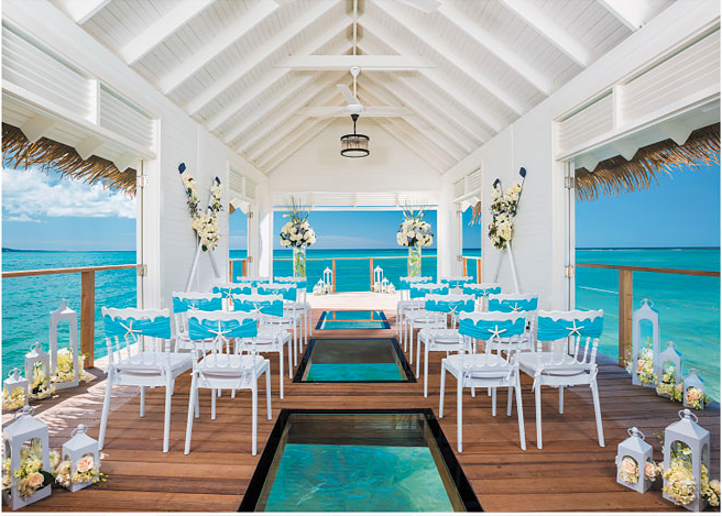 Aisle To Isle Introducing The New Sandals Beaches Weddings