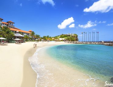 Sandals Grenada Resort Pink Gin Beach