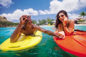 Sandals Resorts All Inclusive Water Activities and Paddle board