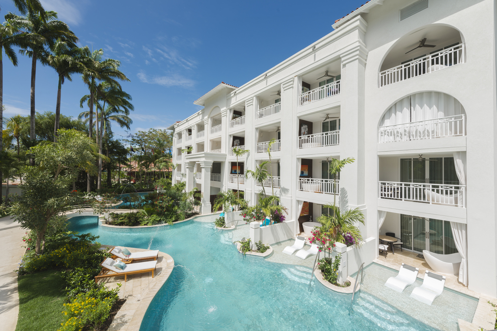 Sandals Resorts All Inclusive Luxurious Swim-Up Suite in Barbados