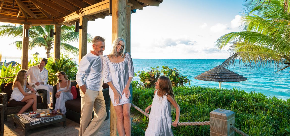 Beaches offer a family friendly wedding destination with activities for the whole family.